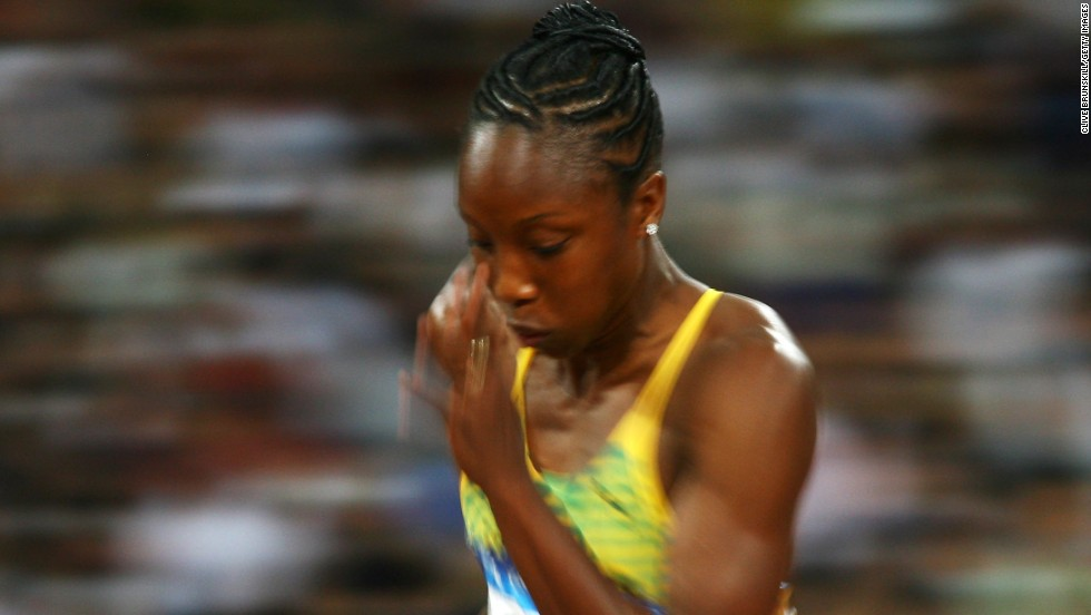 Jamaican sprinter Sherone Simpson to appeal 'incredibly unjust' ban