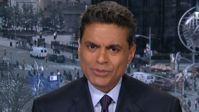 Zakaria: Russia's trying to create chaos