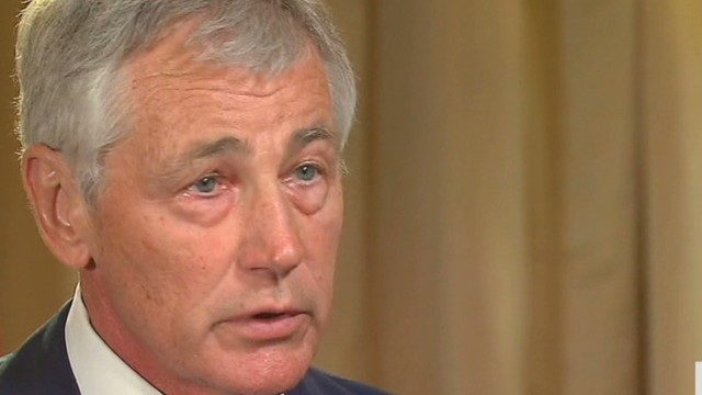 Hagel on Ukraine: 'We are always vigilant'