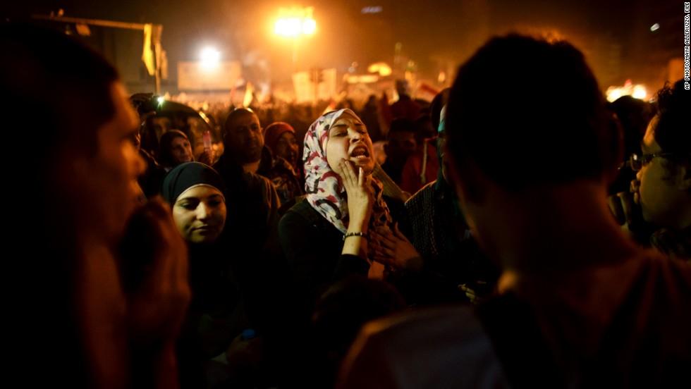 Report: Egypt court hands down tough sentences in sexual assault cases