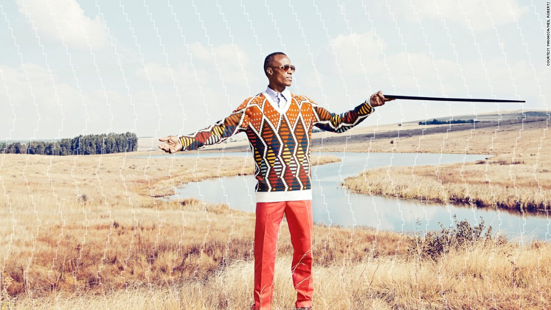 "Wan Fam Clothing is just one of several African brands who are to focus on their own heritage for inspiration South African knitwear designer <a href=""http://edition.cnn.com/2014/04/10/world/africa/chunky-knitwear-south-african-tribe/"">Laduma Ngxokolo</a> creates clothes inspired by the aesthetics of the Xhosa community."