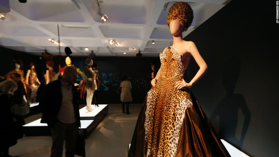 "The exhibition ""The Fashion World of Jean Paul Gaultier: From the Sidewalk to the Catwalk"" is now open at the Barbican Art Gallery in London. Gaultier, who has been at the forefront of fashion for years, says he might want to slow down."