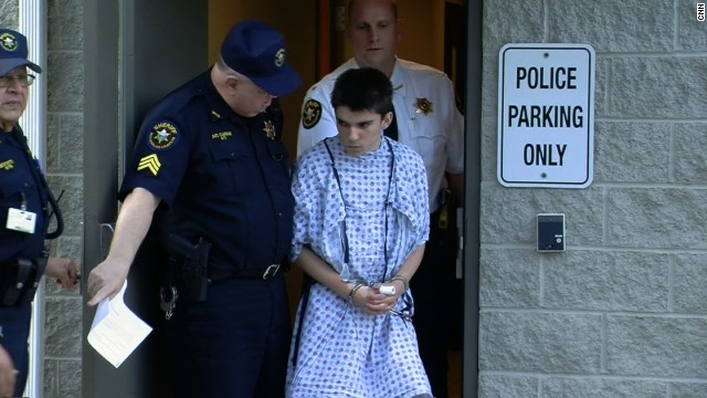 Teen suspect: I have more people to kill