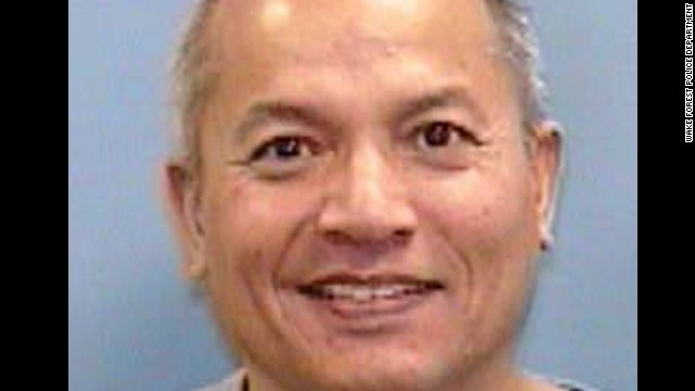 Frank Janssen was abducted from his North Carolina home and transported to Atlanta, police say.