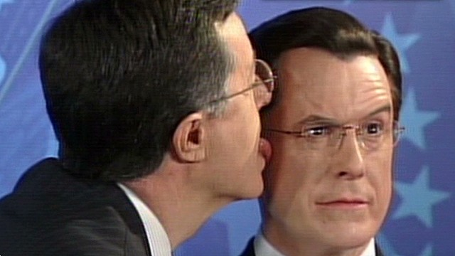 CBS: Colbert to replace Letterman