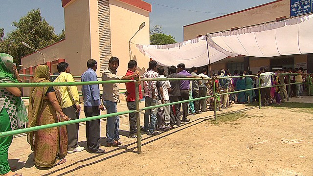 Millions of voters head to polls in India