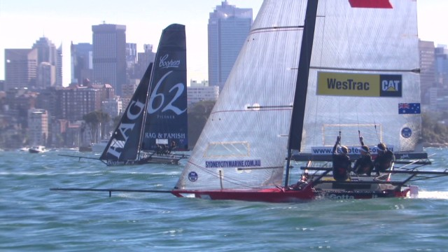 Australia's rich sailing tradition