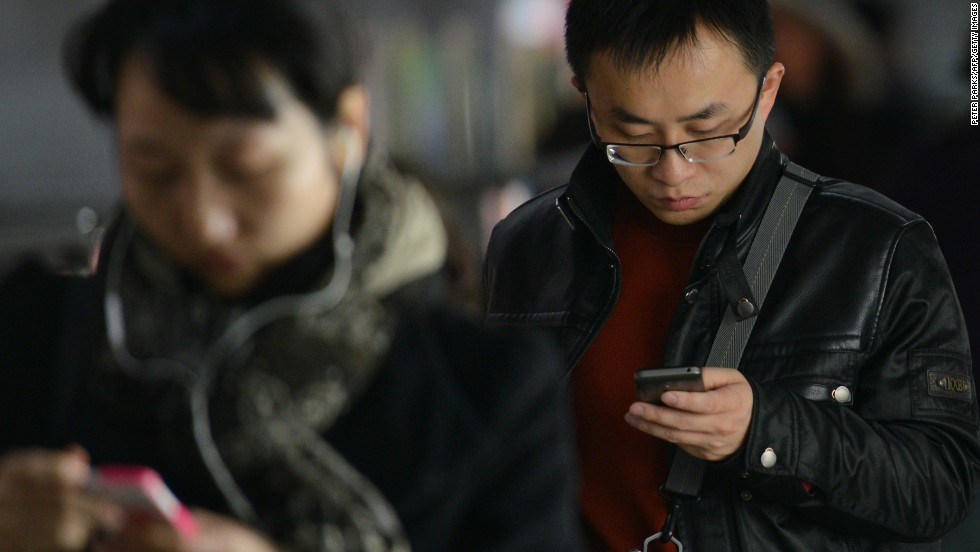 No longer just a factory, China is a mobile leader