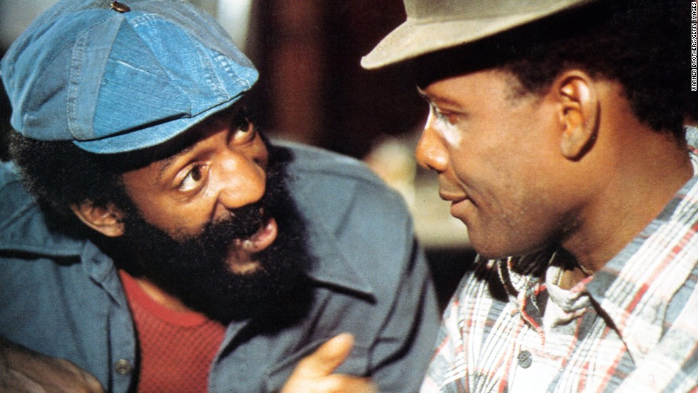 "Bill Cosby and Poitier teamed up in three successful 1970s films, the first of which was 1974's ""Uptown Saturday Night."" The two try to track down Poitier's character's stolen wallet, which contains a winning lottery ticket. Cosby and Poitler also starred in ""Let's Do It Again"" (1975) and ""A Piece of the Action"" (1977). All three films were directed by Poitier."