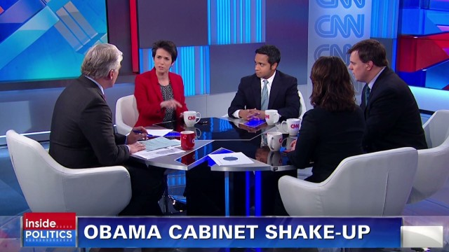 Obamacare Cabinet Shakeup