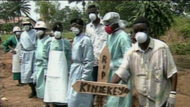 Ebola outbreak: History of a killer