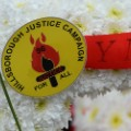 hillsborough justice floral
