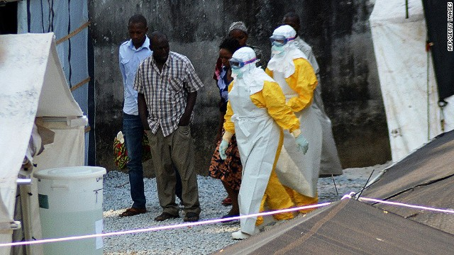 The dangers of testing Ebola