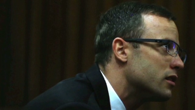 Pistorius trial cross-examination ends