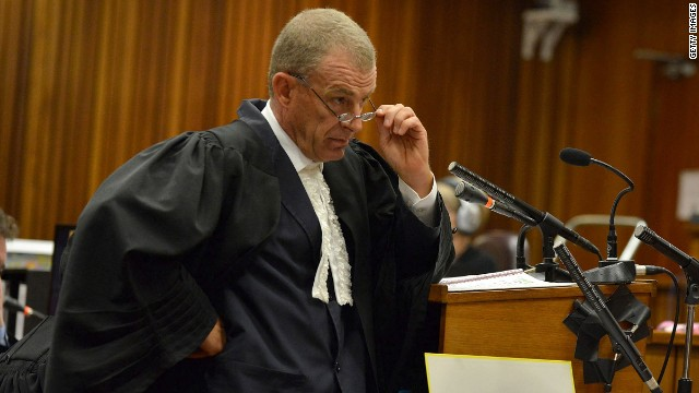 Pistorius cross-examination highlights