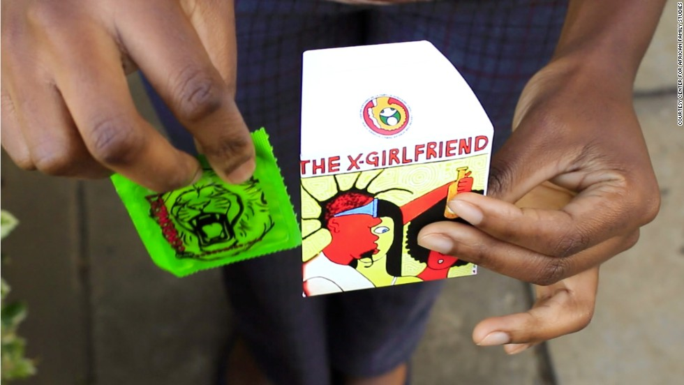 The group hopes to create a range of affordable condoms designed specifically for Kenyan youth.