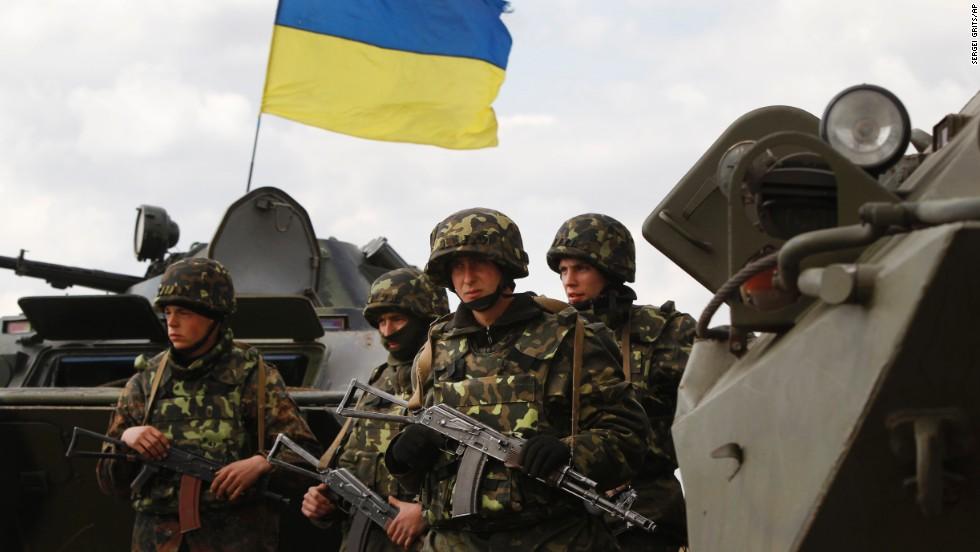 Putin: Escalating conflict puts Ukraine on 'brink of civil war'