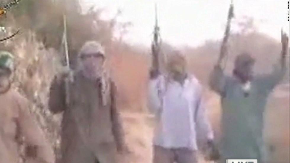 Seven girls escape Nigerian militants - CNN Video