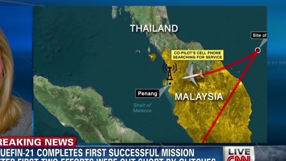 New questions about Flight 370 cell signals - CNN Video