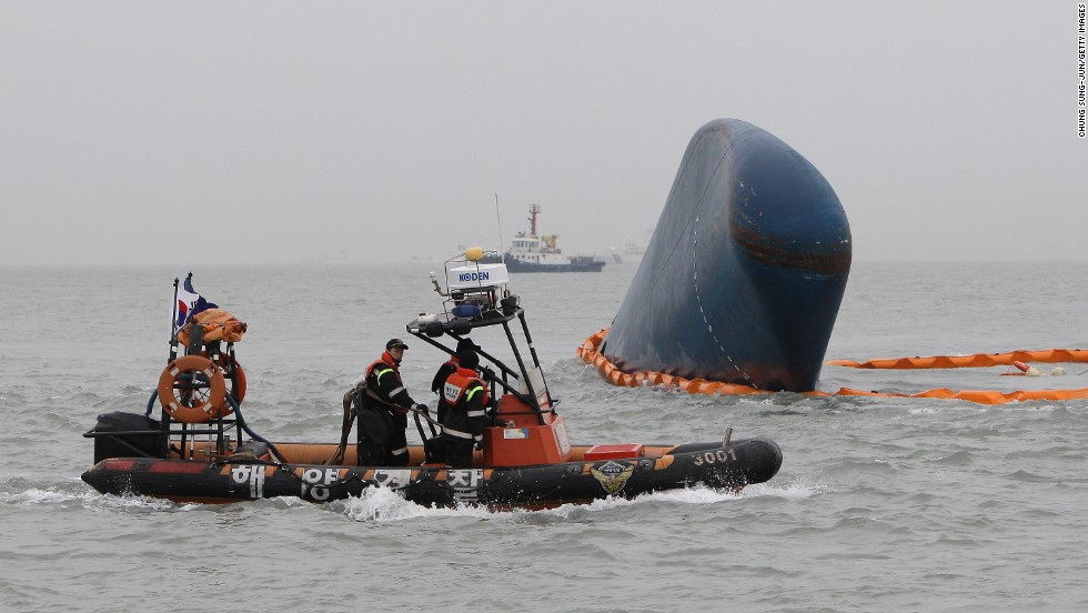 South Korean coast guard captain jailed for 4 years over botched Sewol rescue
