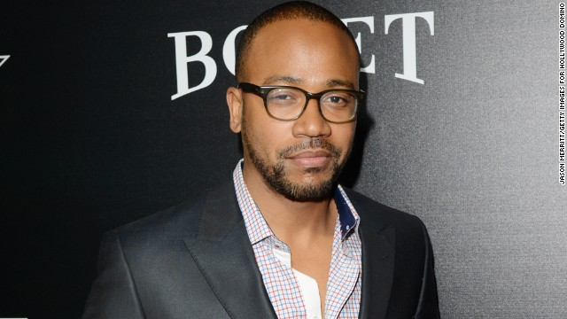 Columbus Short has been accused of punching a patron at a Los Angeles restaurant.