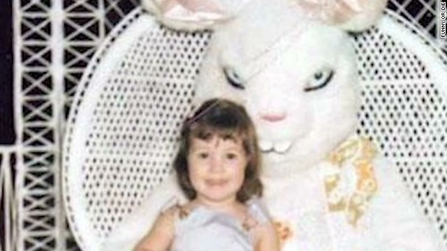 The scary side of the Easter Bunny