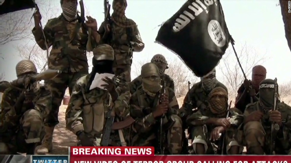 Terror group: We will blow you up - CNN Video