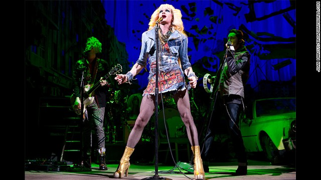 "Neil Patrick Harris earned a Tony nomination for his performance in ""Hedwig and the Angry Inch."""