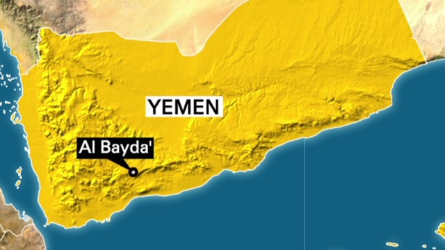 Yemeni officials say al Qaeda operatives among the dead