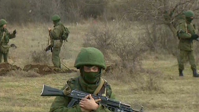Mission to avoid a civil war in Ukraine
