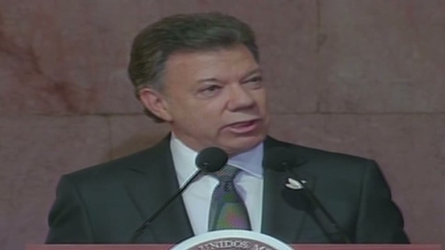 cnnee speech santos speech on garcia marquez _00010609.jpg