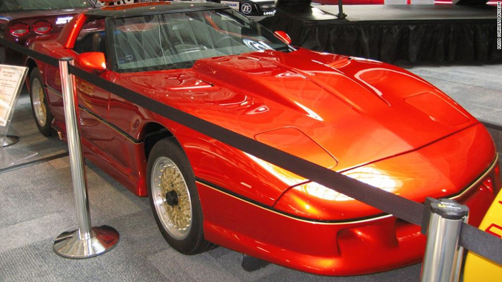 "The 1984 PPG Pace Car is a one-of-a-kind concept car developed by PPG in cooperation with Chevrolet, <a href=""http://fastlane.gm.com/2014/02/25/chevy-classics-1993-zr-1-spyder-1984-ppg-pace-car/"" target=""_blank"">according to GM</a>. It served in one of the world's richest racing events, the PPG Indy Car World Series. <br />Gear-heads will appreciate that it features a Katech engine with chassis by George Foller. The body is by Diversified Glass Product and the finish is Deltron Acrylic Urethane Orange Glow Candy."