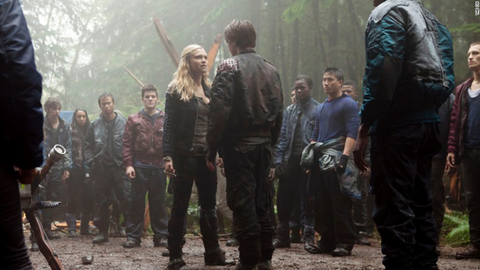 "<strong>""The 100"": </strong>One of The CW's new futuristic sci-fi dramas, about a group of 100 teens who are sent back to Earth from their home on a spacecraft, it has found a stronger following than some of the network's other offerings. <strong>Prediction: Lives.</strong>"