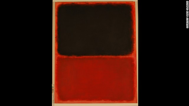 Buyers who paid more than $8 million for this work argue that it's a forged Mark Rothko painting that was part of an elaborate fraud scheme.
