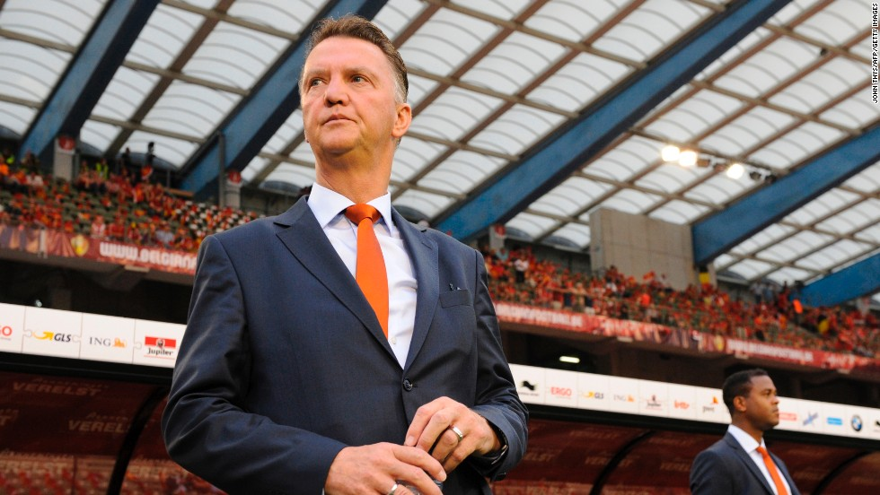 Louis van Gaal is the new manager of Manchester United after signing a three-year contract to succeed David Moyes.