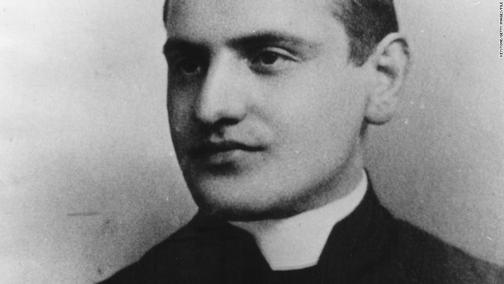 Born Angelo Giuseppe Roncalli in November 1881, the man who would become Pope John XXIII came from a poor family of tenant farmers in a tiny village near Bergamo, northern Italy.