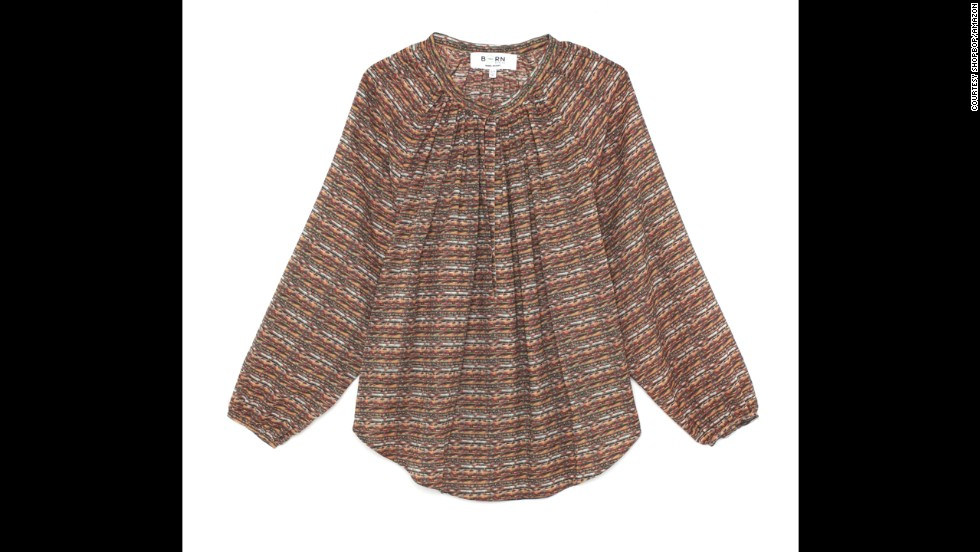 Peasant blouse by Isabel Marant