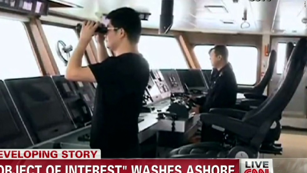 MH370 search: Object found on Australian coast wasn't from missing plane