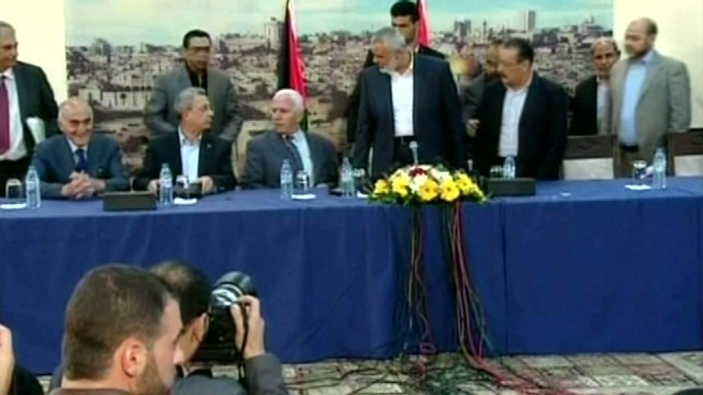 Hamas, Fatah end 'era of division'