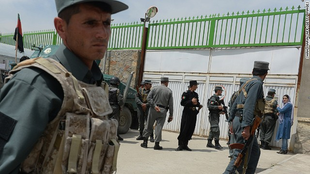 Three Americans killed in Kabul shooting