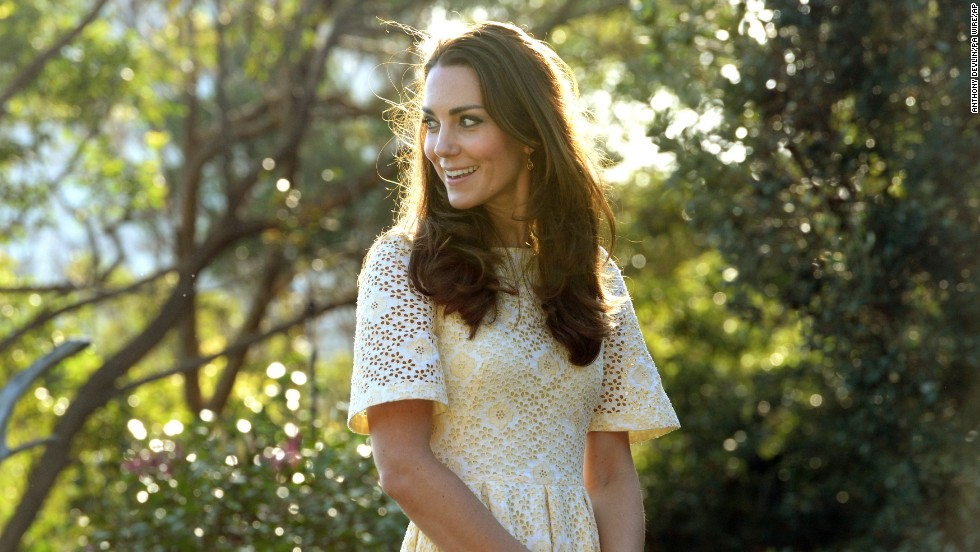"Catherine, Duchess of Cambridge, visits the Taronga Zoo in Sydney on Sunday, April 20. The duke and duchess are on a <a href=""http://www.cnn.com/2014/04/06/world/gallery/royal-tour-new-zealand-australia/index.html"">three-week tour</a> of Australia and New Zealand, the first official trip overseas with their 8-month-old son, Prince George."