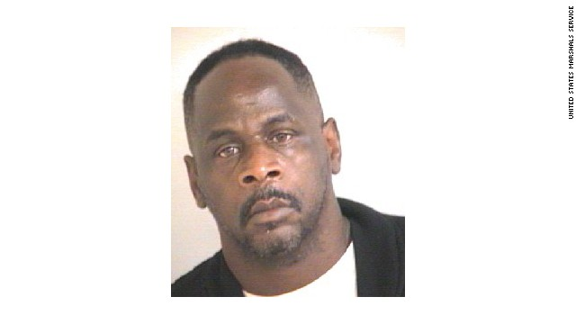 The U.S. Marshals Service is searching for Alexander Roosevelt Hill Jr., 47.