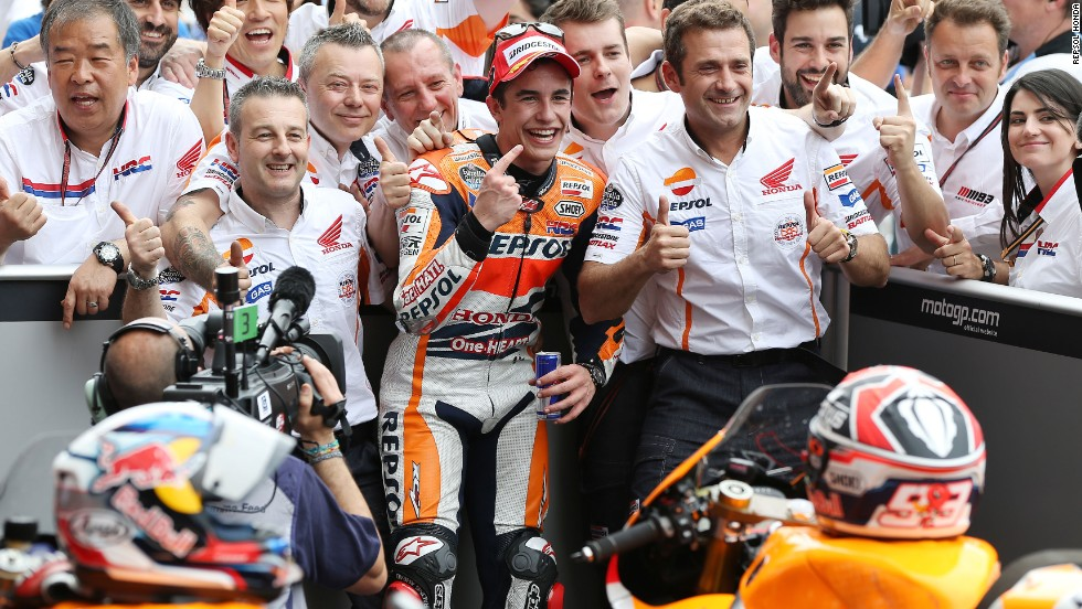 It's been a perfect start to 2014 for Marc Marquez. After winning the world championship in his rookie season last year, he has started the new campaign with back-to-back wins in Qatar and Austin, Texas. Can he make in three in a row when MotoGP returns to Argentina for the first time in 15 years this weekend?