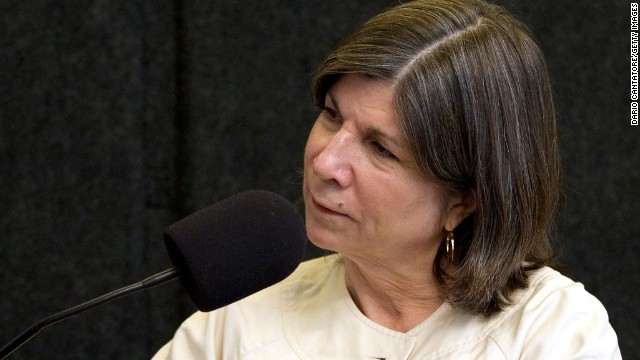 """I made it seem like reading was the greatest thing since sliced bread because that's how I feel,"" Anna Quindlen said."