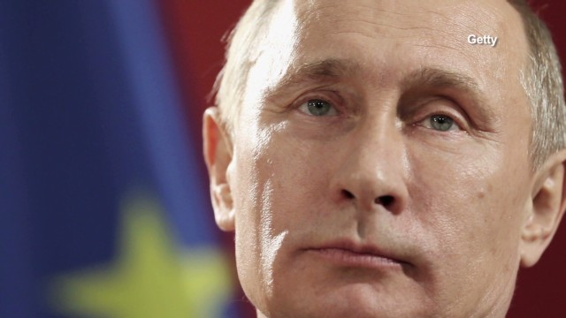 What is Putin's interest in Ukraine?