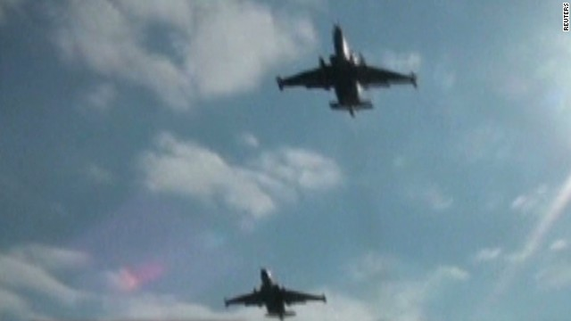 Pentagon: Russian planes entered Ukraine