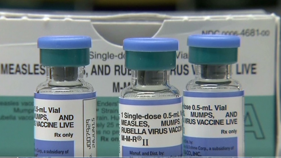 Outbreak in Ohio adds to 18-year high of measles cases in U.S.
