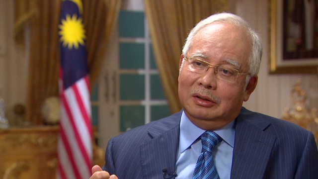 Malaysian PM on U.S. and China