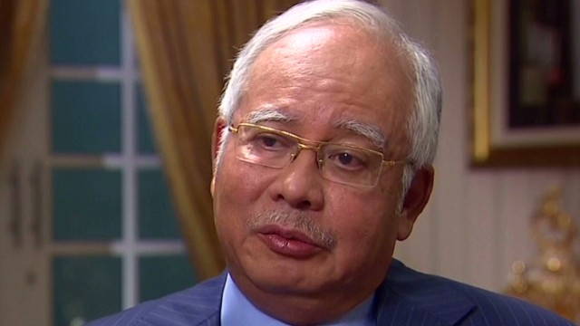 Interview with Malaysian Prime Minister