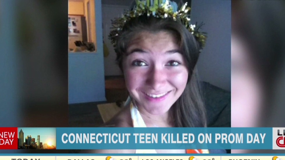 Connecticut teen accused in slashing death of classmate charged as adult